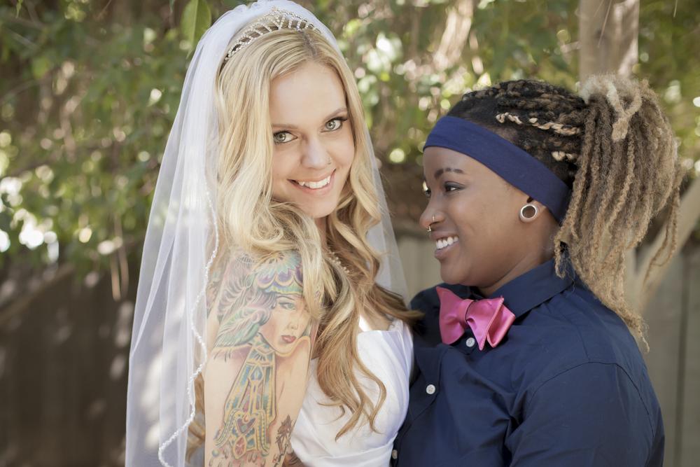 Brooke & Chelsea    Brentwood, CA.
