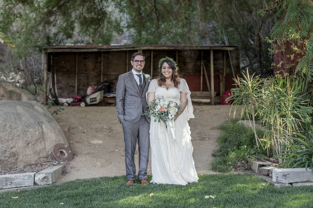 Stephanie & Rory Wedding Pala, CA.