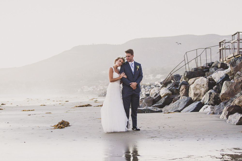 Kendra & Connor    Malibu, CA.