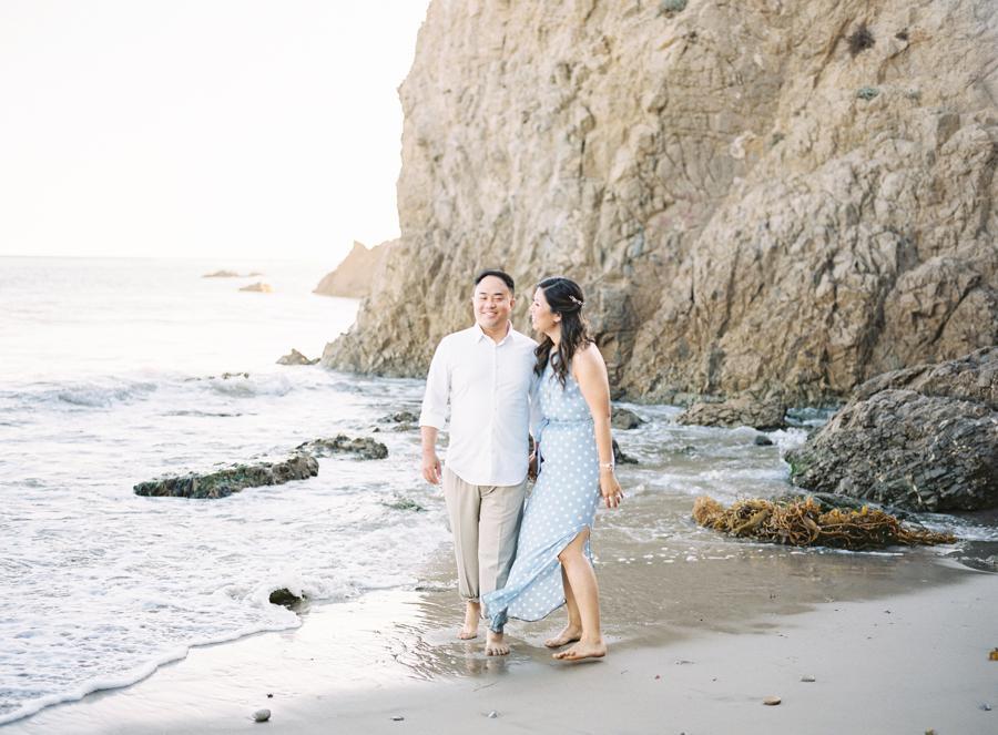 Kim & Jon Malibu, CA.