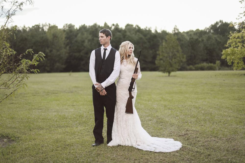 Kelsey & Ryan Macclesfield, N.C.