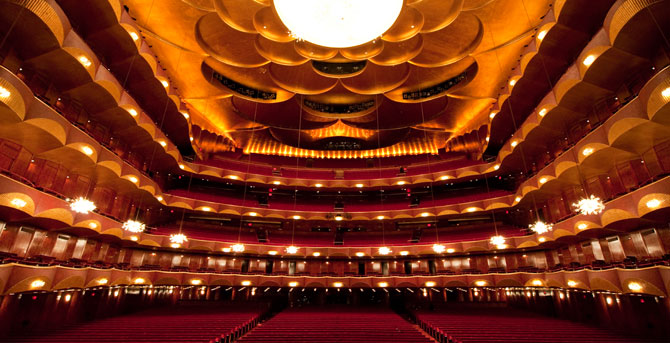 Grand Finals - Metropolitan Opera National Council AuditionsApril 29nd at 3 pmThe Metropolitan Opera House