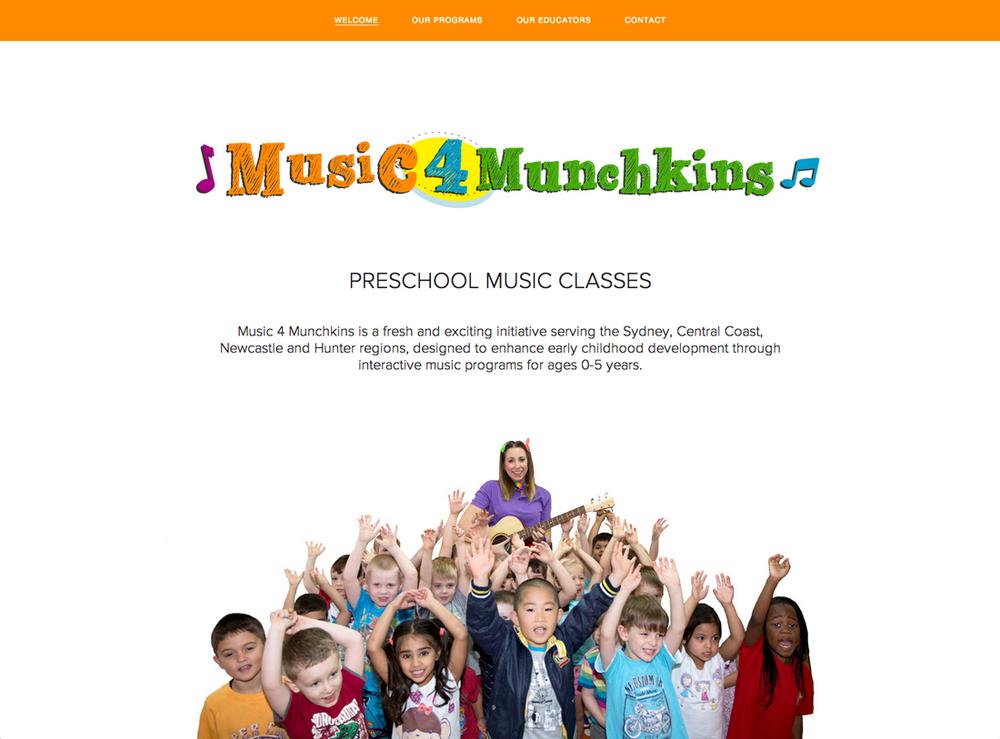 Music For Munchkins | $880