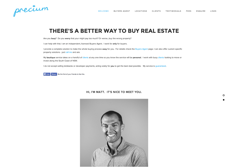 Precium Real Estate  |  $1290