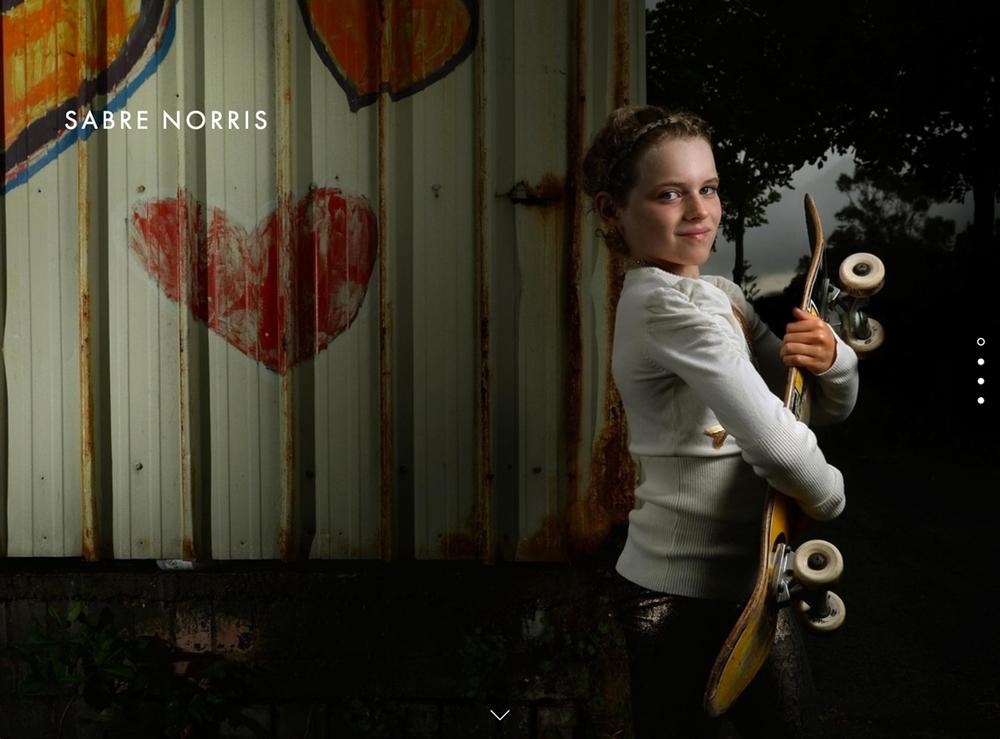 Sabre Norris Official Website | $880