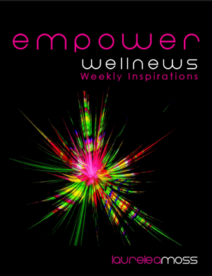 Subscribe to our weekly e-newsletter. Laurelea shares knowledge and inspirations.