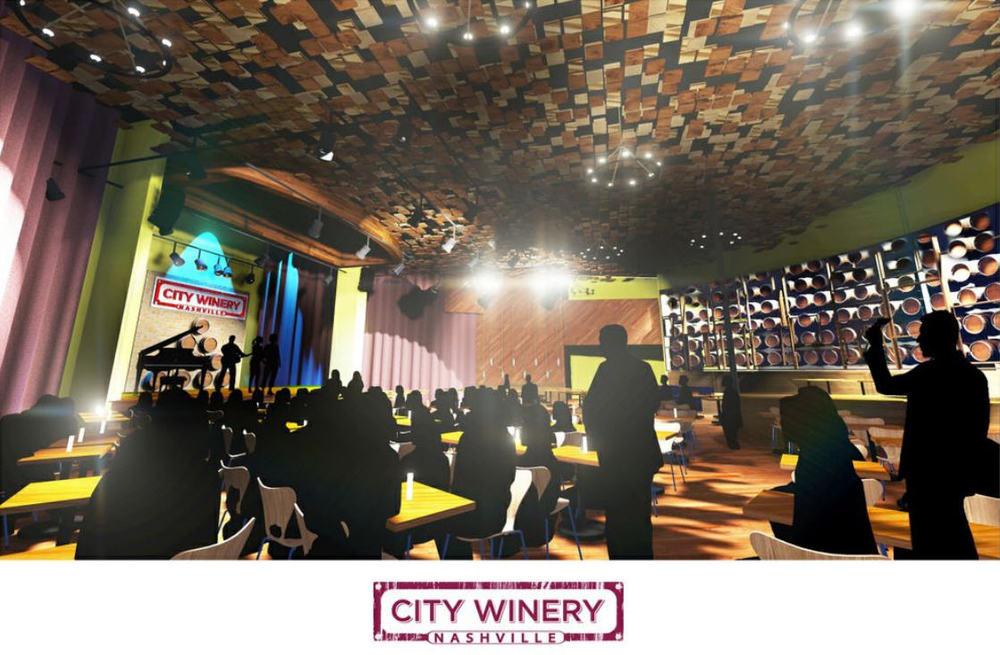 City Winery Venue