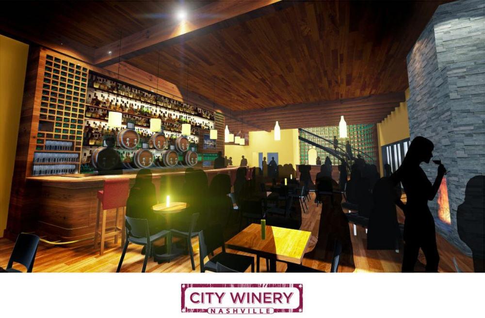 City Winery Bar
