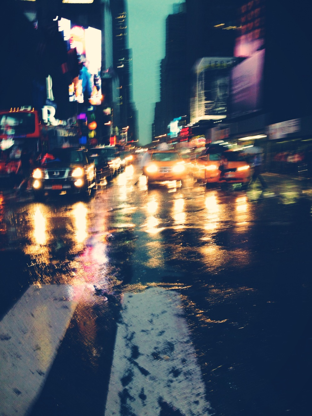 New-York-City-Rain