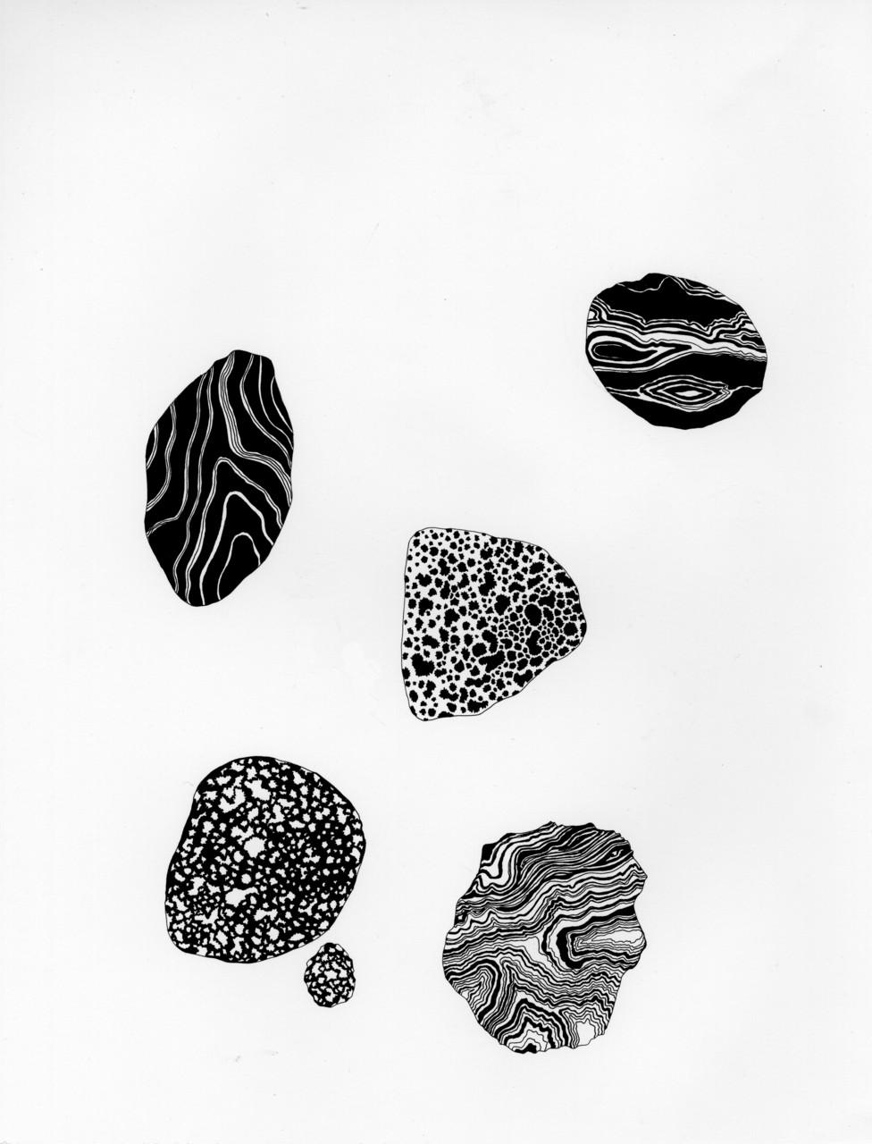 Stone Study, 2010