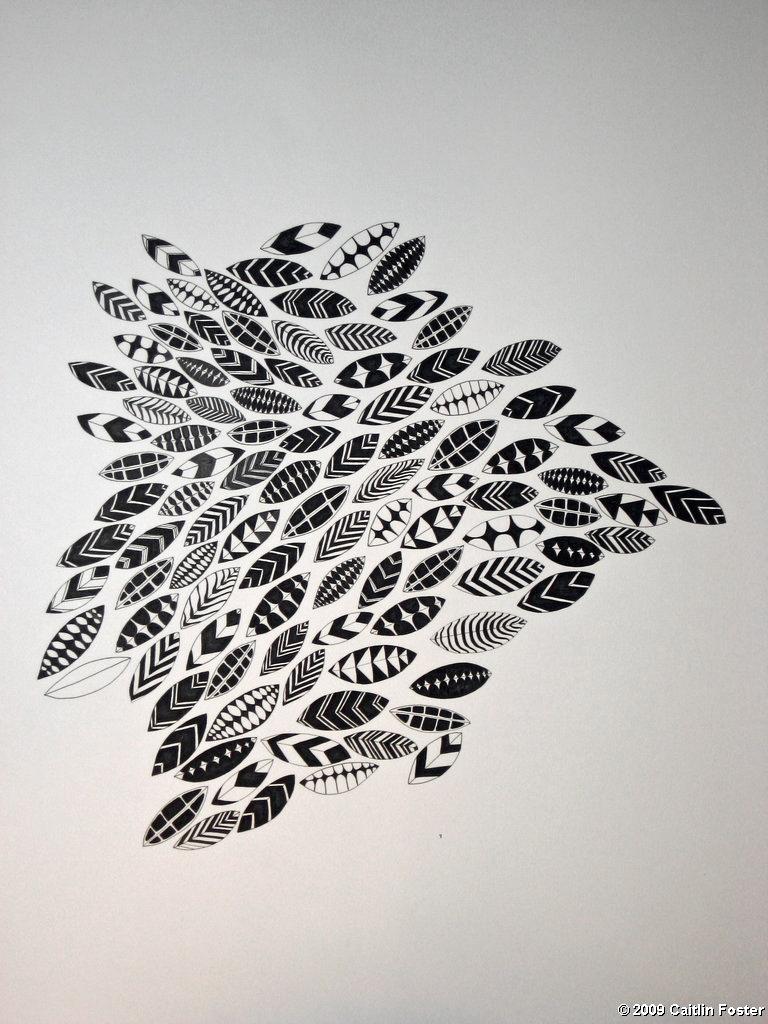 Leaves of Tea, 2009