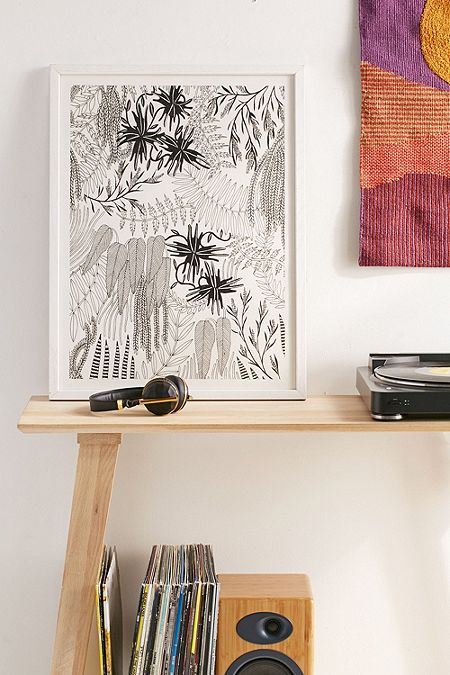 Caitlin Foster for Urban Outfitters - Original prints for Urban Outfitters home.