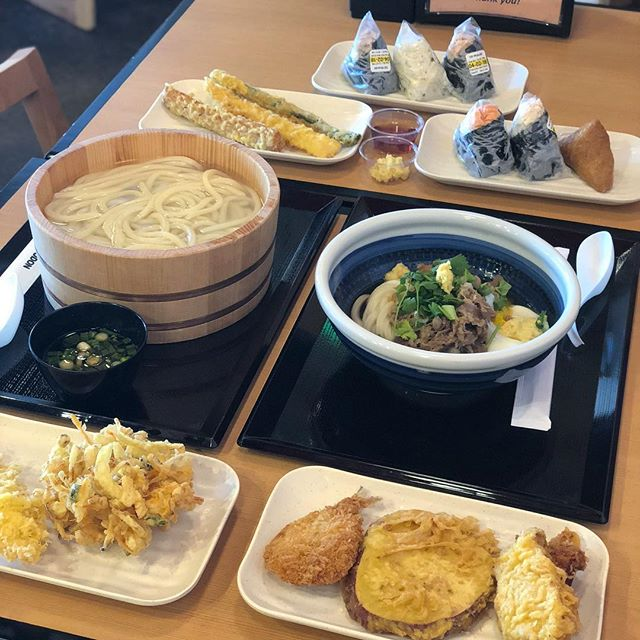 "I first had Marugame Udon when I was in Waikiki with my family in 2017. We had it for breakfast at 10 am to avoid lines. Their second mainland US location is in SF at Stonestown between Olive Garden and Chipotle. It's ""upscale cafeteria"" style."
