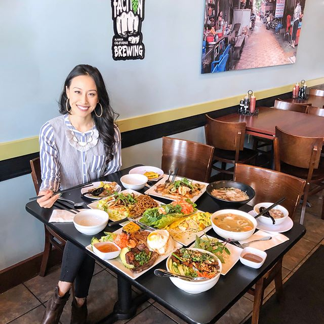Sidestreet is started by Hahn, daughter of the owners of Thanh My in Westminster which has been around for forty years. Hanh brought her family's recipes up to the bay and offers a lot of authentic street-style dishes not found elsewhere. But they also has your usual pho and banh mi too!