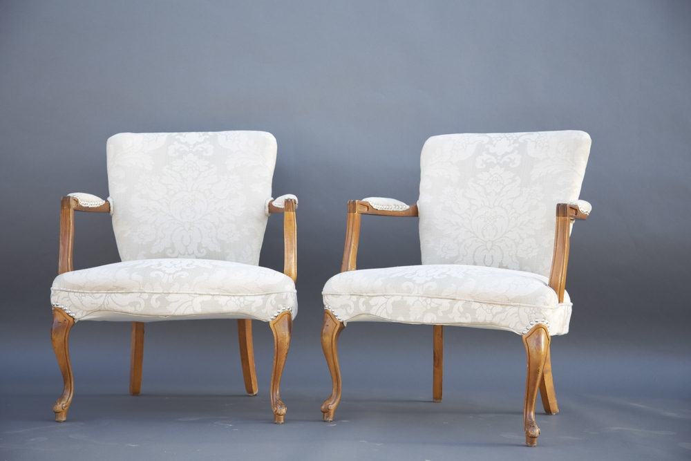 Dogwood Party Rentals | Frenchie Side Chairs