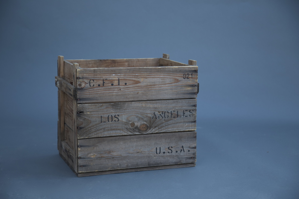 Dogwood Party Rentals | Vintage Crates
