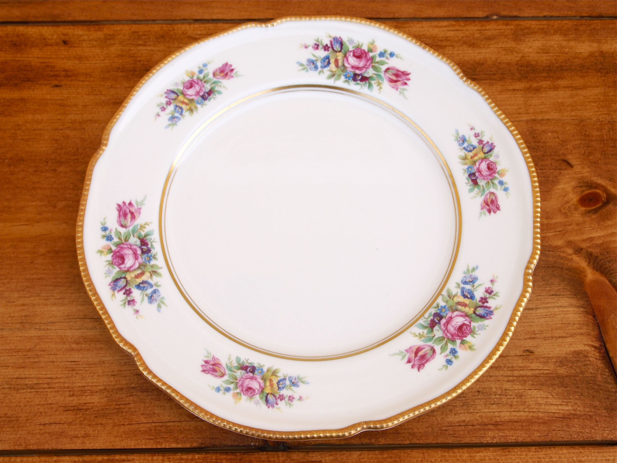 vintage china for rent