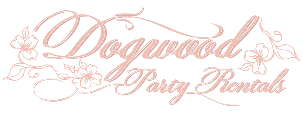 Dogwood Party Rentals | Northern California Vintage Rentals | Vintage Wedding Rentals