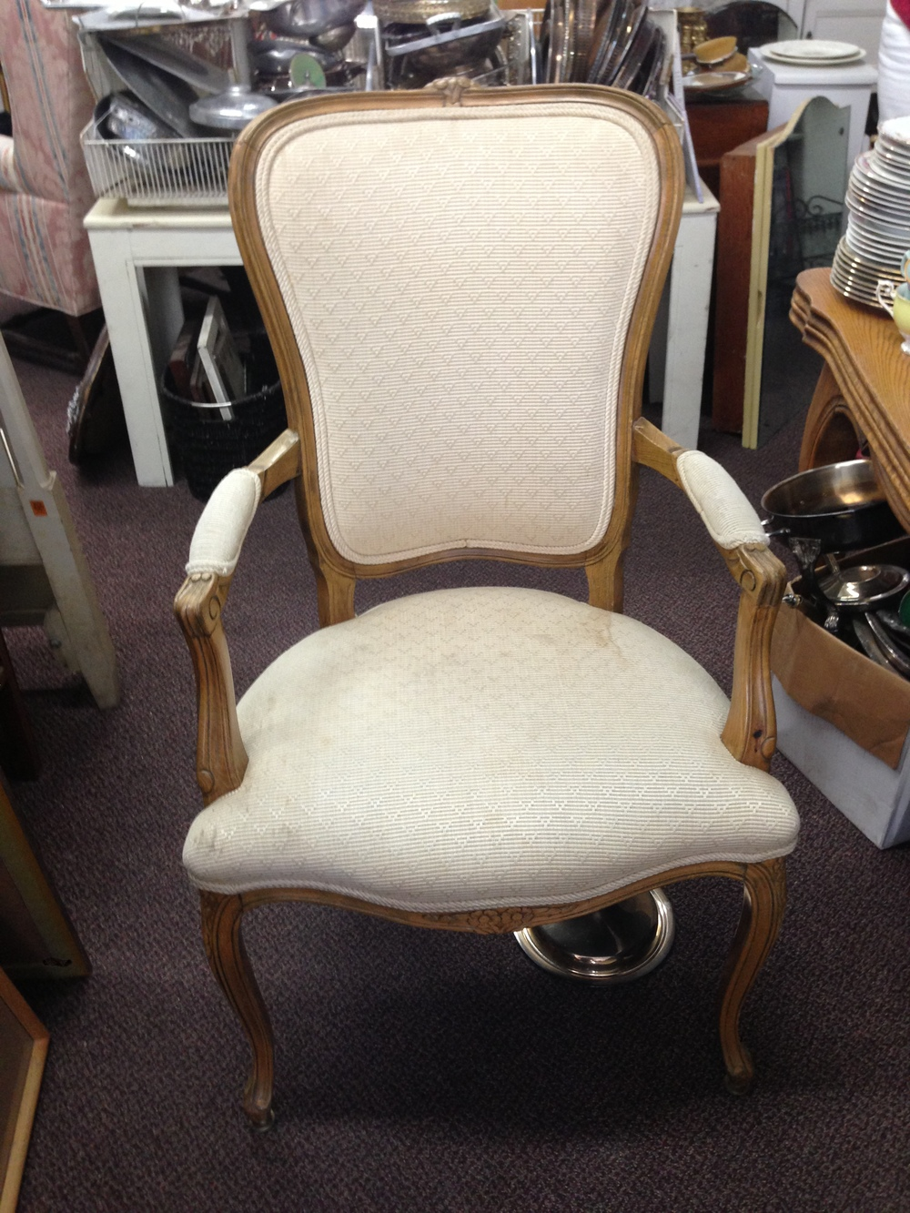 Arm Chair Before