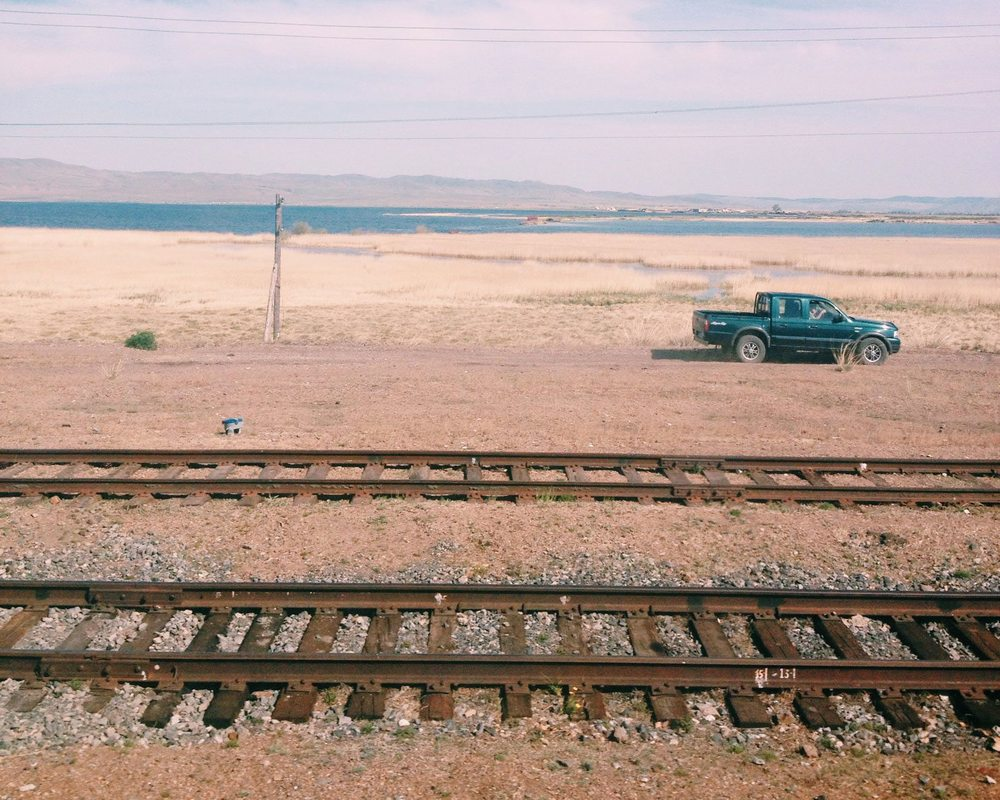 Day 7: On the train, Mongolia
