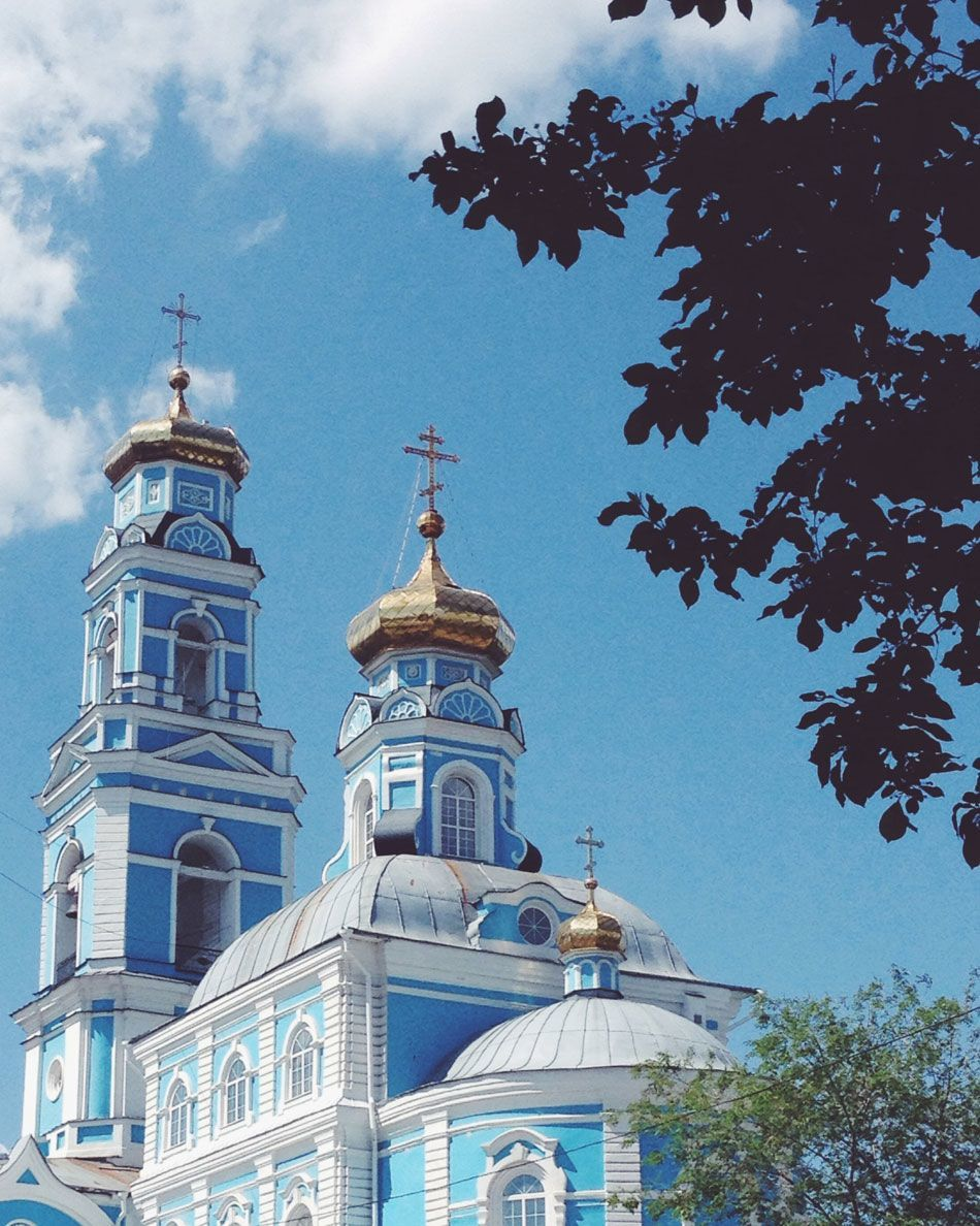 Day 13: The Church of the Ascension — Ekaterinberg, Russia