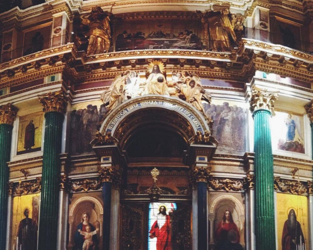 Day 18: Saint Isaac's Cathedral — St. Petersburg, Russia