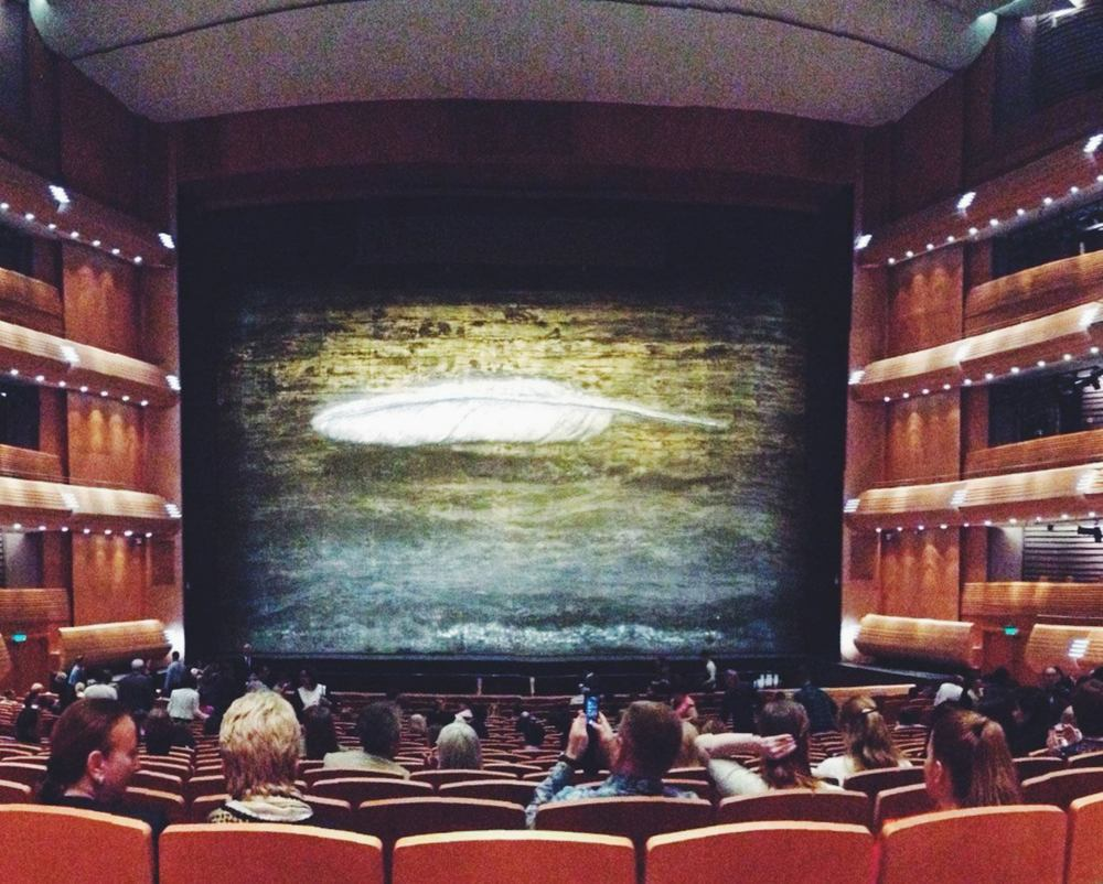 Day 20: Mariinsky Theater — St. Petersburg, Russia