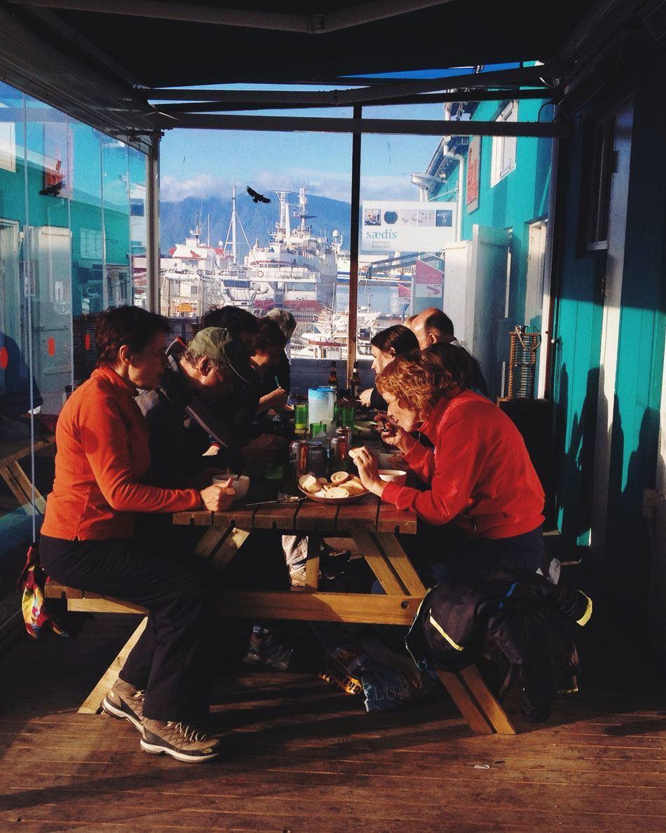 Day 34: Sea Baron — Reykjavik, Iceland
