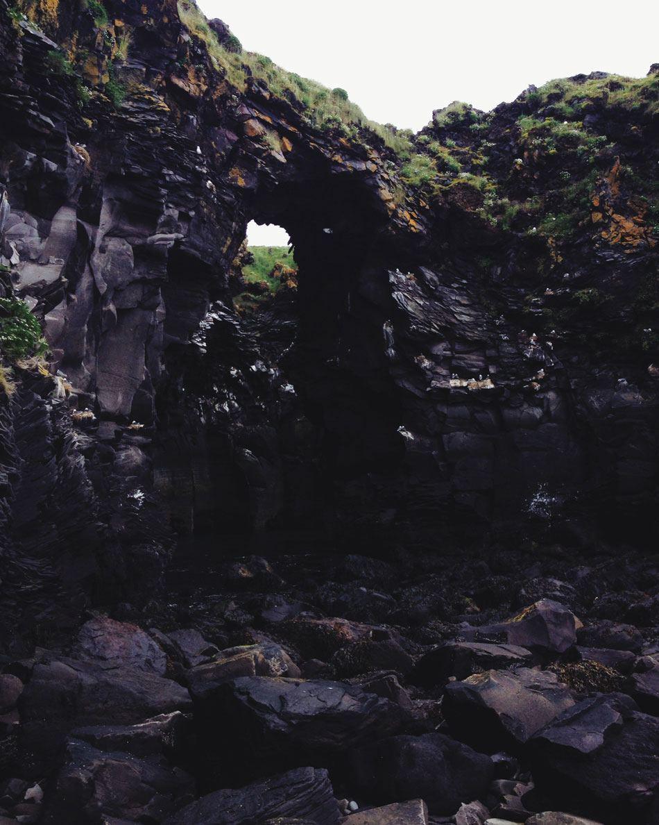 Day 36: Hellnar, Iceland