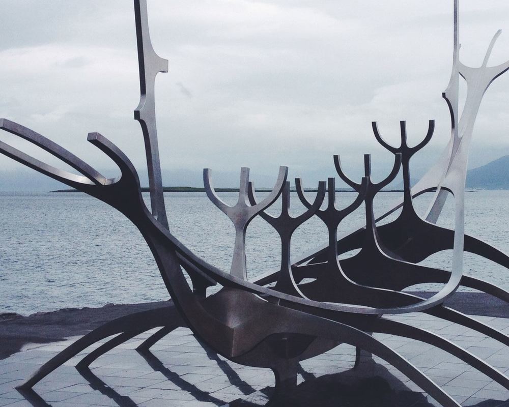 Day 31: The Sun Voyager — Reykjvik, Iceland