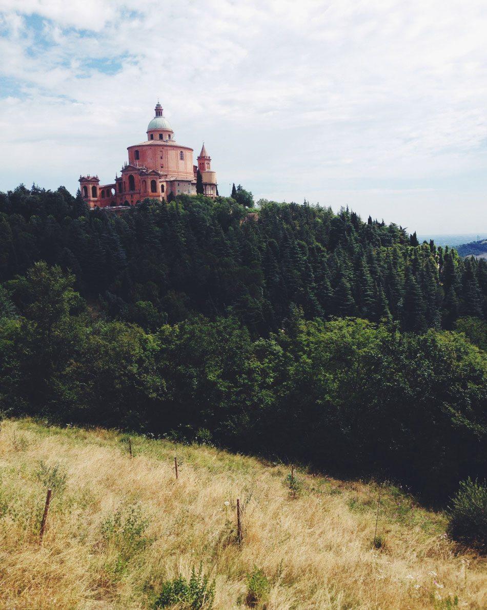 Day 46: Madonna di San Luca —Bologna, Italy