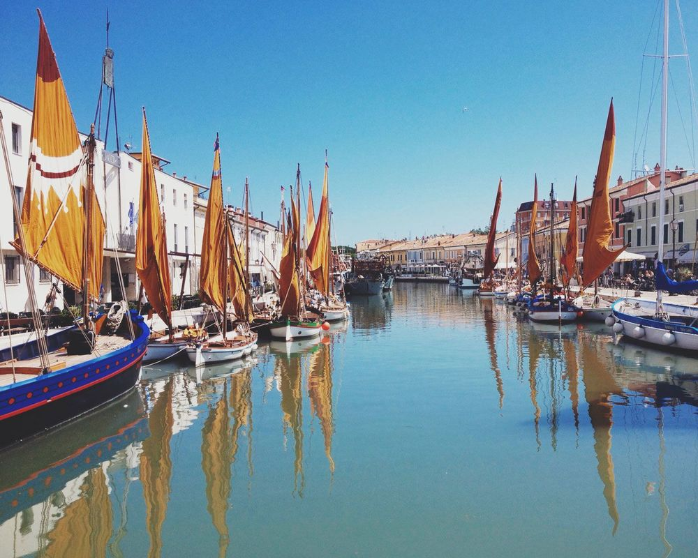 Day 53: Cesenatico, Italy