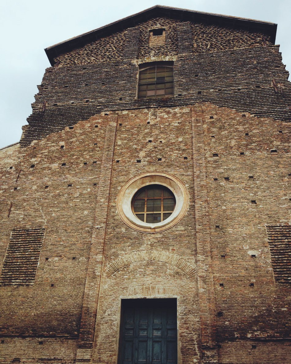 Day 50: Chiesa Di San Domenico — Ravenna, Italy