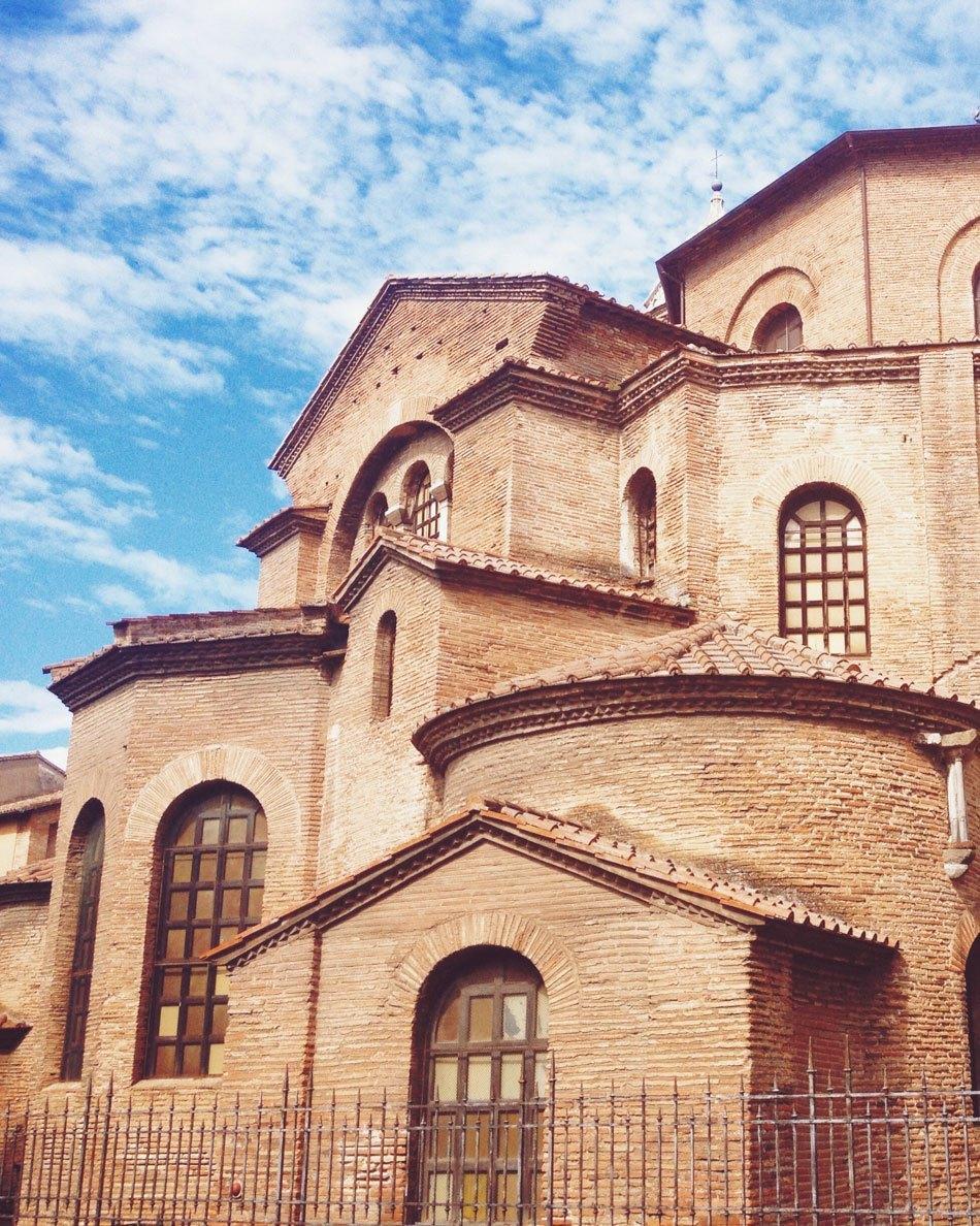 Day 55: Basilica di San Vitale — Ravenna, Italy