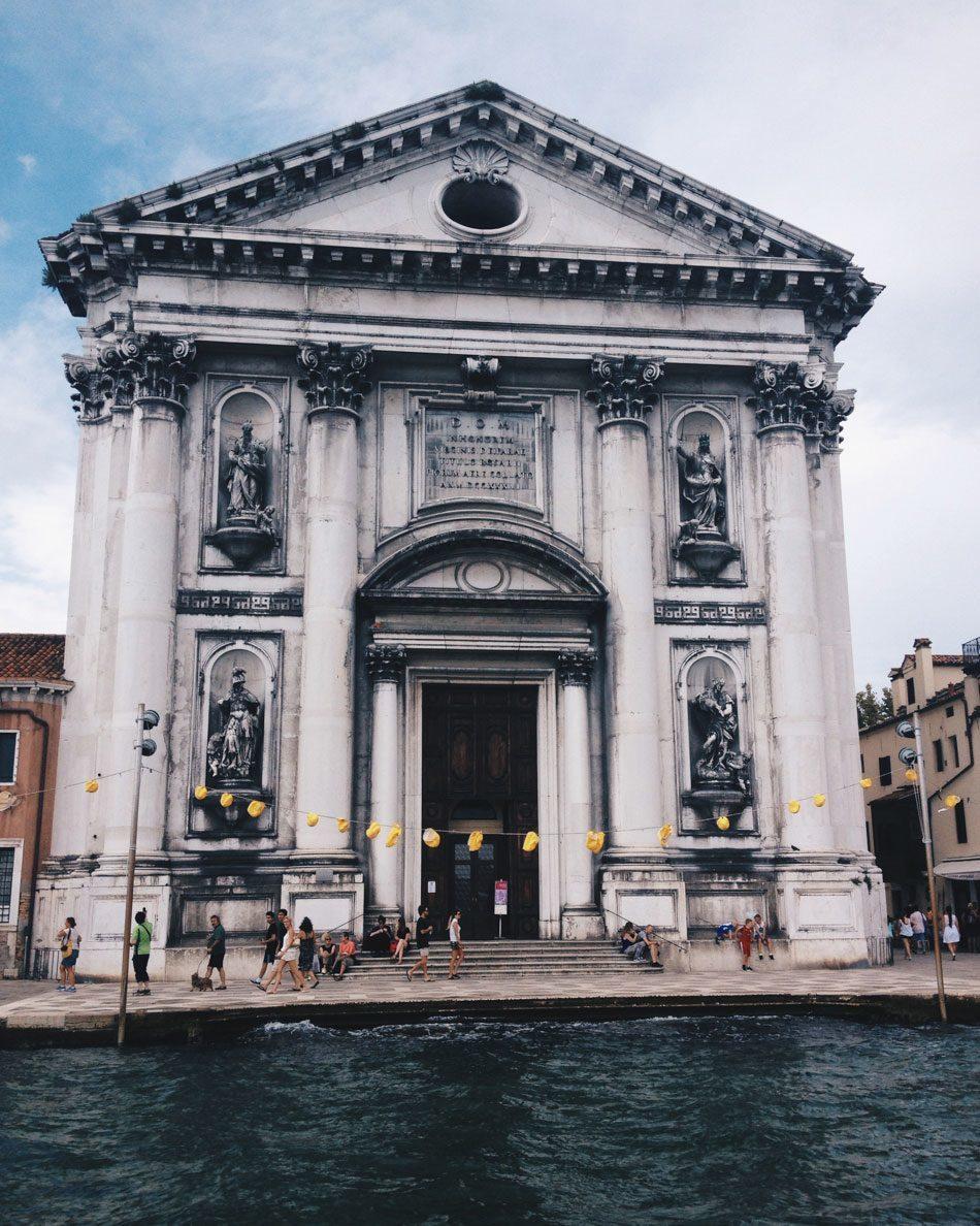 Day 60: Santa Maria del Rosario — Venice, Italy