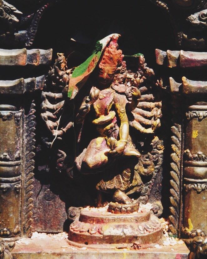 Day 88: Swayambhunath Temple —  Kathmandu, Nepal