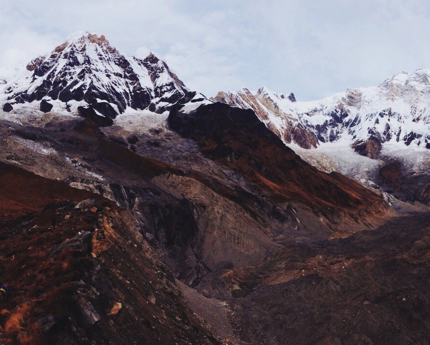 Day 81: Annapurna Base Camp, Nepal