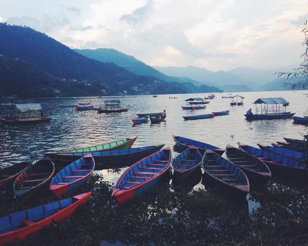 Day 85: Pokhara, Nepal