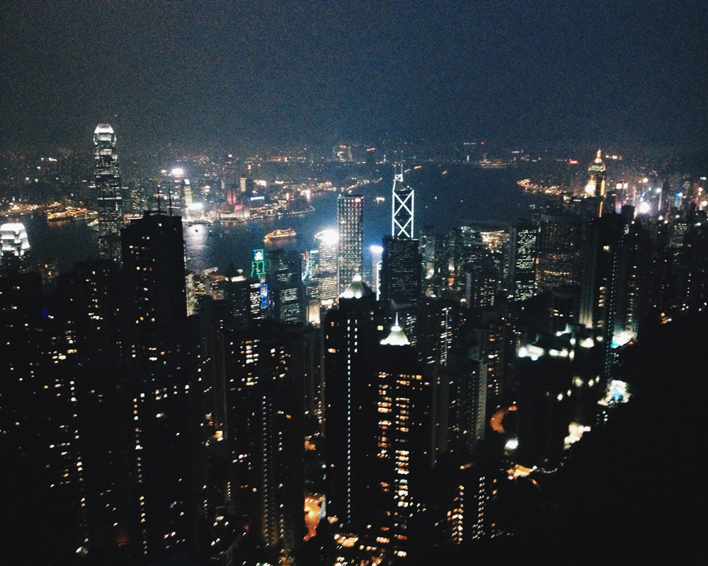 Day 91: Victoria Peak — Hong Kong