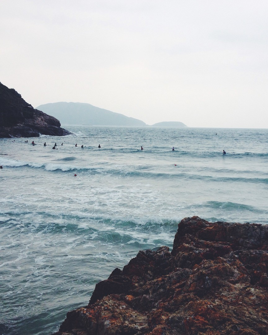 Day 92: Big Wave Bay — Hong Kong