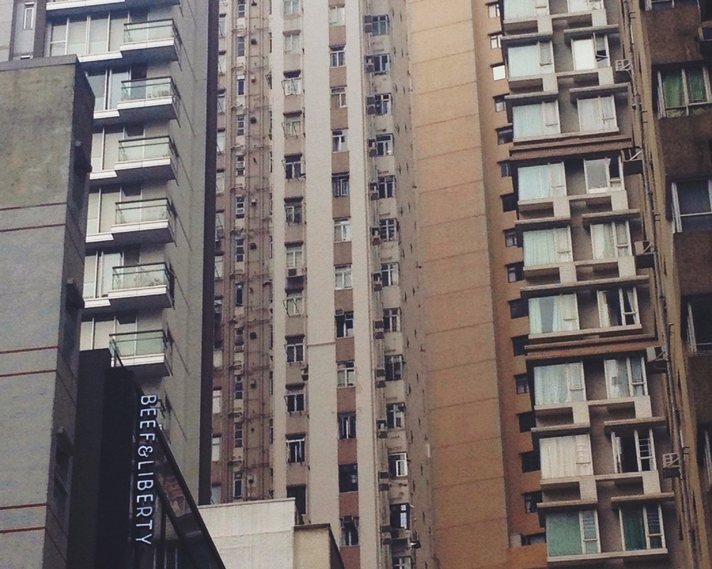 Day 93: Star Street — Hong Kong