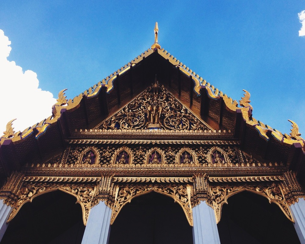 Day 96: The Grand Palace — Bangkok, Thailand