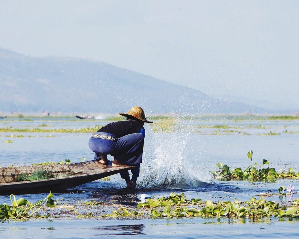 Day 115: Inle Lake, Myanmar