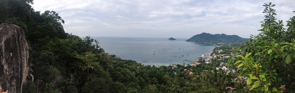 Koh Tao, Thailand in December