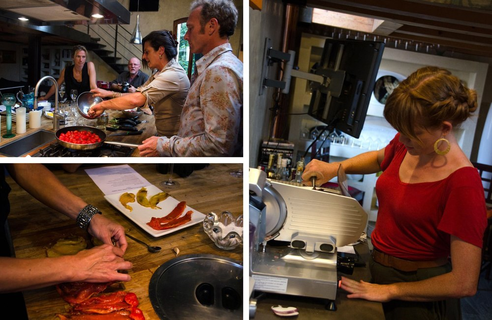 Cooking Class with Enrica Rocca in Venice
