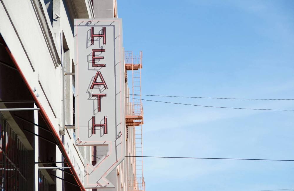 The Heath Showroom and Factory in The Mission District, San Francisco