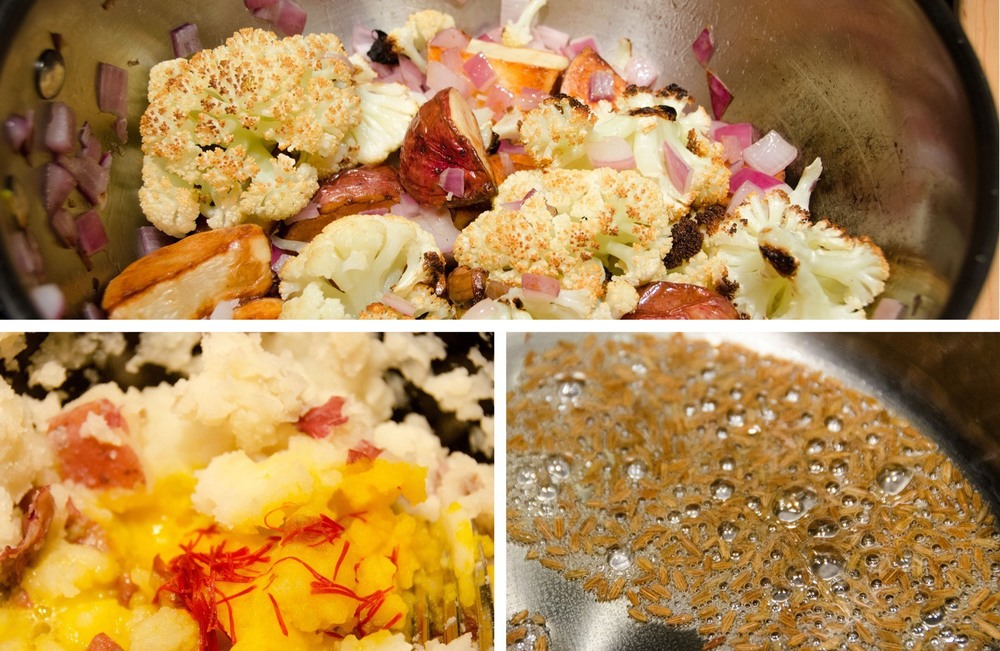 Foodie Dice Dinner - Sizzling