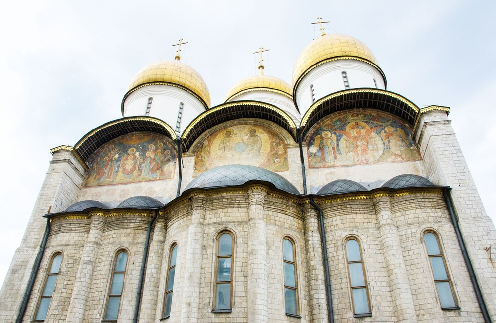 Cathedral of the Dormition of the Theotokos - Small Things in Big Numbers
