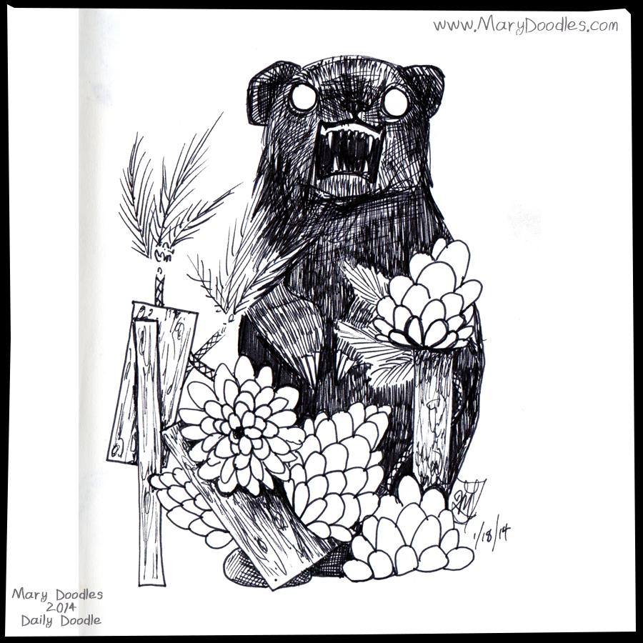 DailDoodle-0118-BEAR