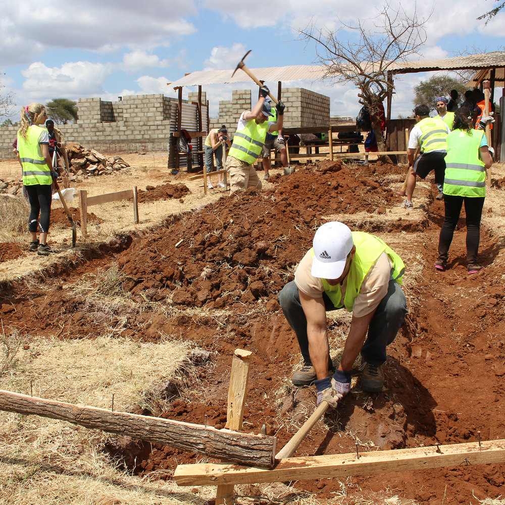 NAMELOK SCHOOL CONSTRUCTION -